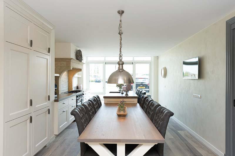 Classico kuivenhoven keukens - Keuken centraal eiland ...